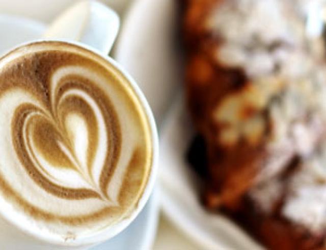 Мастер-класс: создание рисунков на кофейной пене