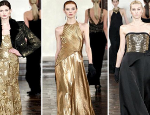 Неделя моды в Нью-Йорке: ретро от Ralph Lauren