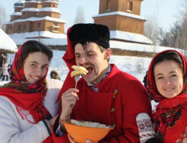 Как и где в Киеве отпраздновать Масленицу?
