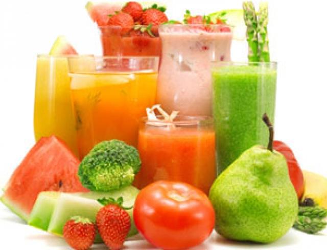 Фреш-диета: чисто весеннее похудение