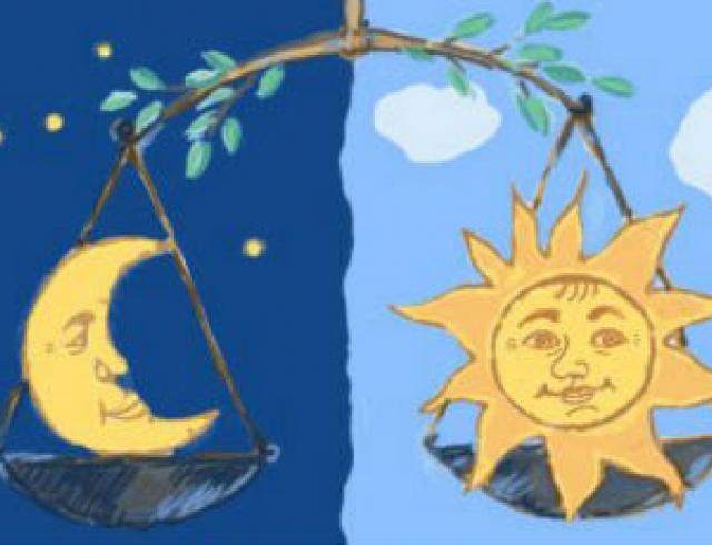 Завтра день весеннего равноденствия