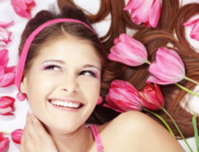 Как ухаживать за волосами весной?
