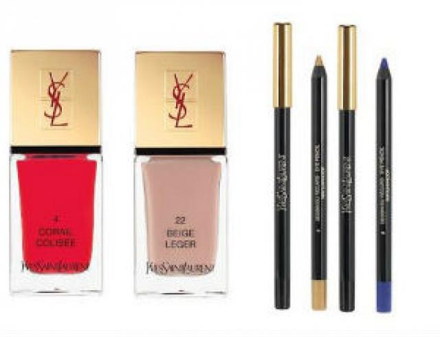 Летняя коллекция косметики Yves Saint Laurent