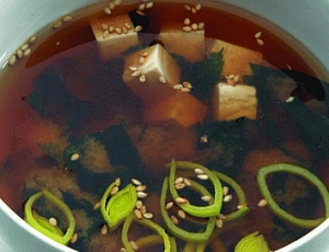 Кухни мира: готовим мисо-суп
