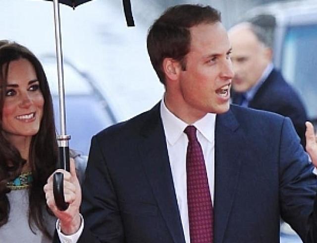 Королевская чета отметила годовщину свадьбы