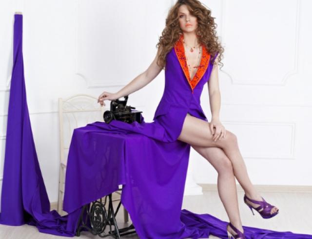 Мастер-класс: как сшить платье за 2 минуты. Видео