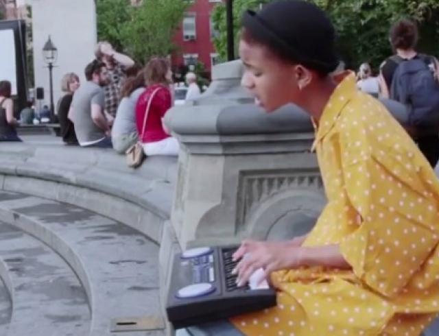 Дочь Уилла Смита представила свой первый клип. Видео