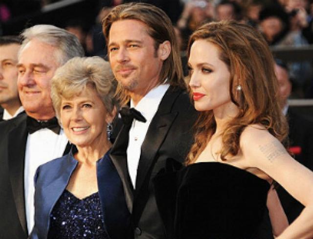 Свадьба Анджелины Джоли и Брэда Питта под угрозой