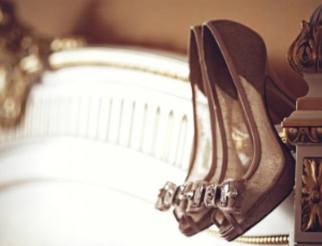 Как выбрать свадебную обувь?
