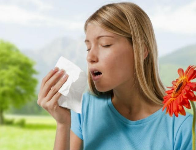 Узнай, как побороть аллергию!