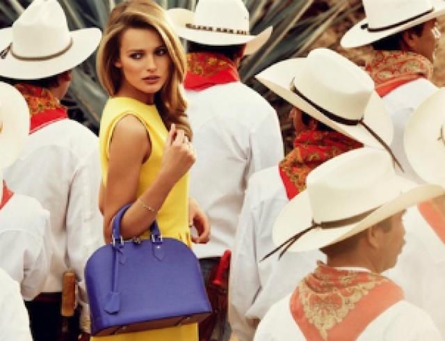 "Louis Vuitton снял фильм ""Мексиканская поездка"""