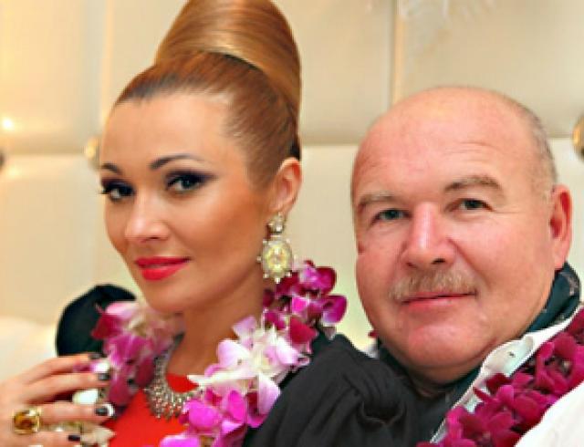 Анжелика Агурбаш разводится с мужем
