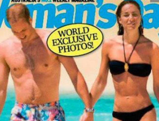 Опубликованы фото с медового месяца Кейт и Уильяма