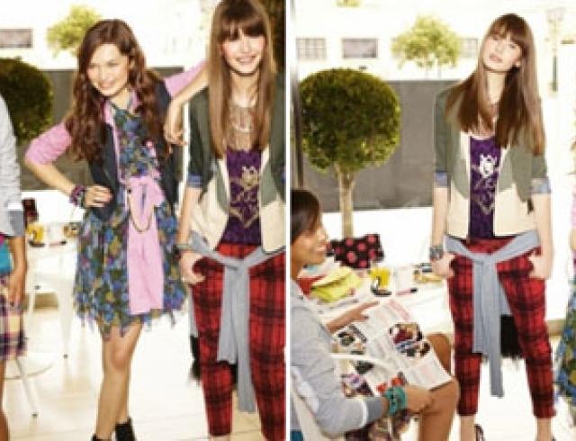 Вера Вонг создала коллекцию одежды для подростков