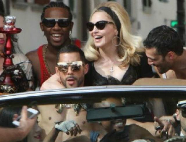 Премьера: новый клип Мадонны Turn Up the Radio. Видео