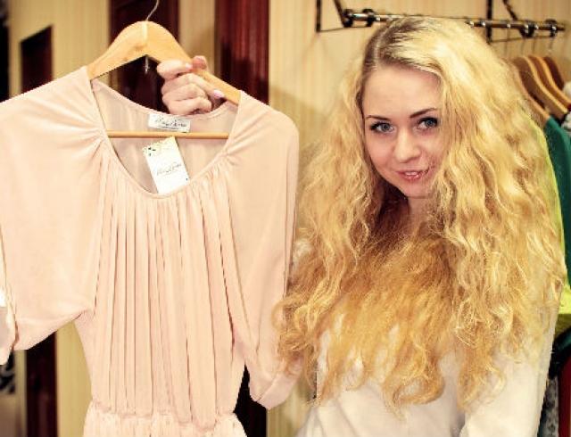 """Дизайнер Анастасия Иванова: """"Совершенно уверена в том, что девушку девушкой делает только платье"""""""