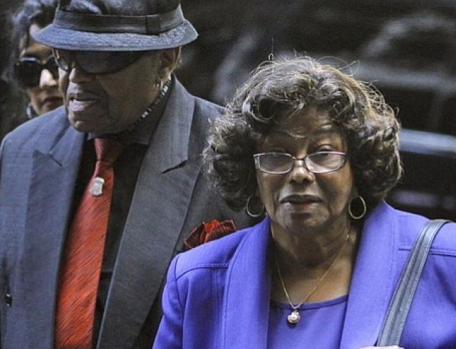 Мама Майкла Джексона объявлена в розыск