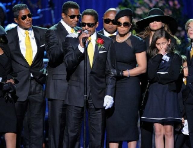 Скандалы в семье Майкла Джексона: новые подробности
