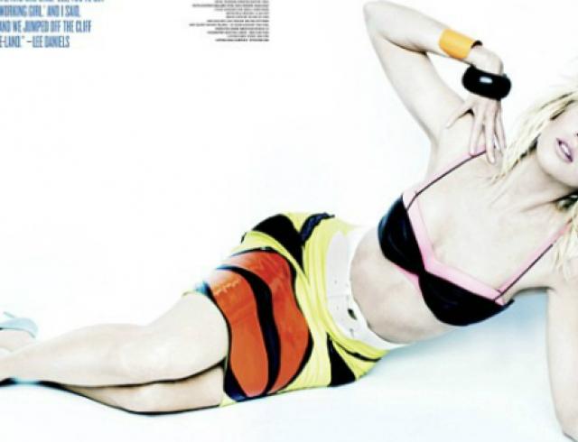 Николь Кидман обнажилась для модного глянца. Фото