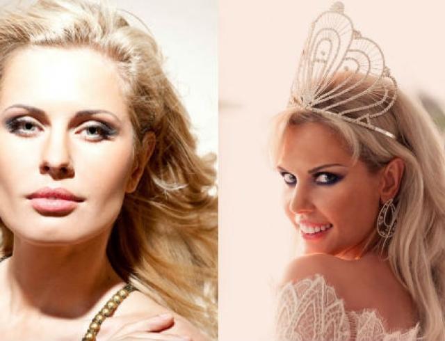 Одесситка завоевала титул Mrs. Globe-2012