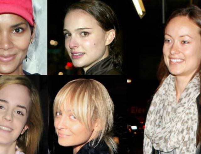 Звезды, которые отлично выглядят без макияжа. Фото