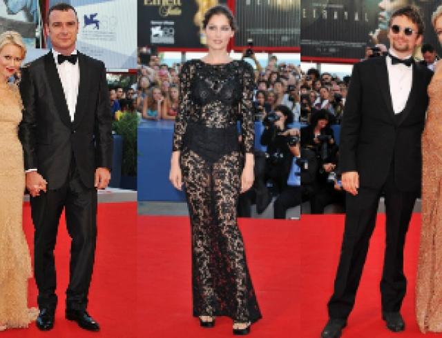 Открытие 69-го Венецианского кинофестиваля. Фото