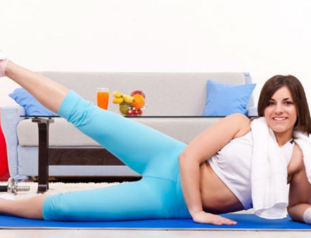 Какие упражнения помогут при варикозе