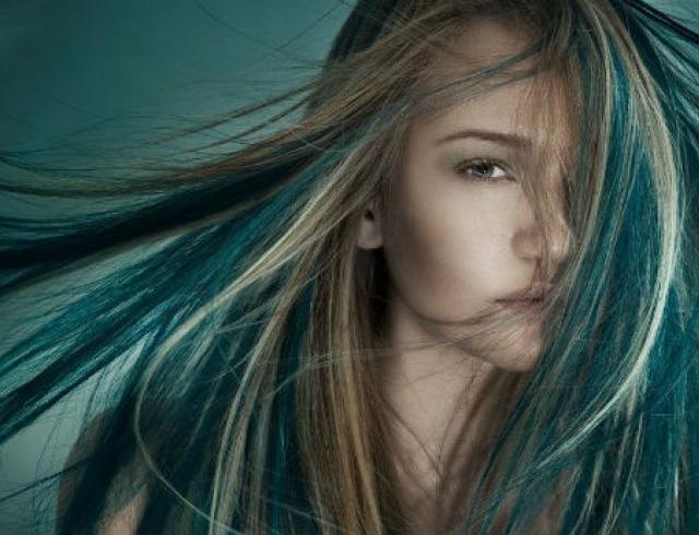 Мастер-класс: окрашивание в стиле ombre hair. Фото
