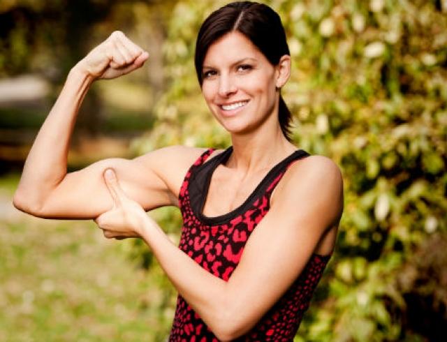 Нарастить мышцы теперь можно без спорта и пищевых добавок