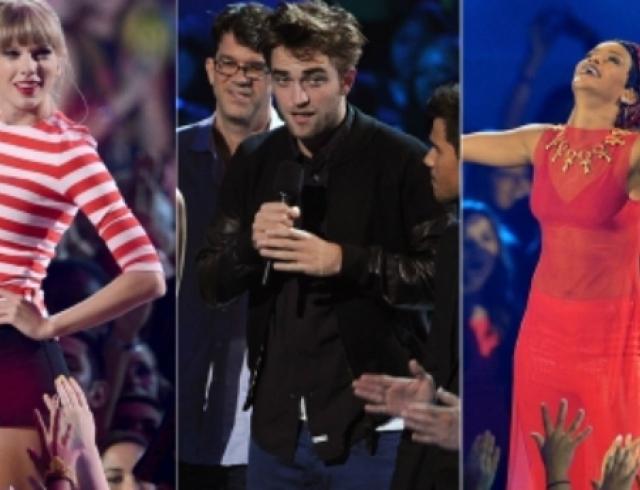MTV Video Music Awards 2012: красная дорожка и победители. Фото