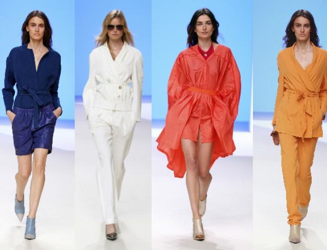 Неделя моды в Нью-Йорке: показ See by Chloe
