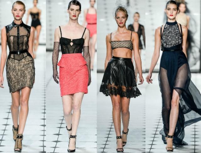 Неделя моды в Нью-Йорке: показ Jason Wu