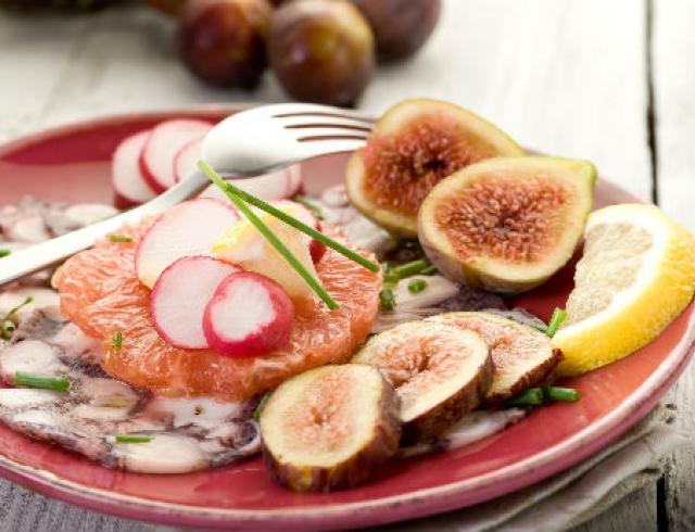 Сезонные рецепты: готовим блюда с инжиром