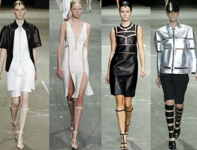 Неделя моды в Нью-Йорке: показ Alexander Wang