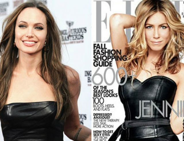Анджелина Джоли: «Брак Дженнифер Энистон обречен»