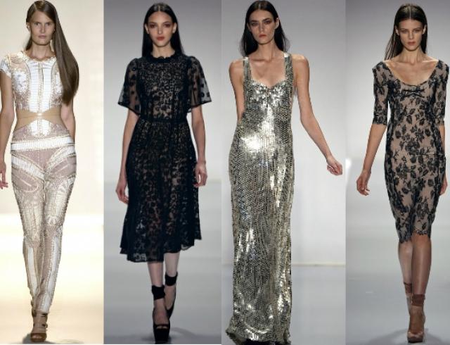 Неделя моды в Нью-Йорке: показ Jill Stuart