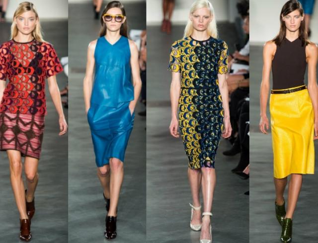 Неделя моды в Нью-Йорке: показ Derek Lam