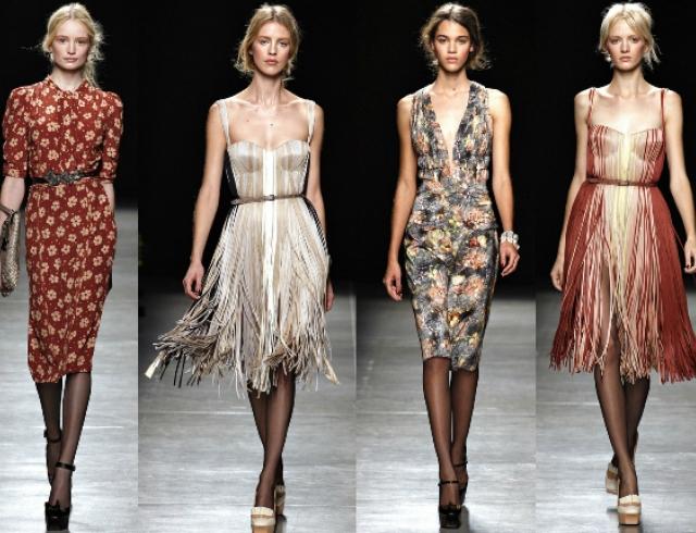 Неделя моды в Милане: показ Bottega Veneta
