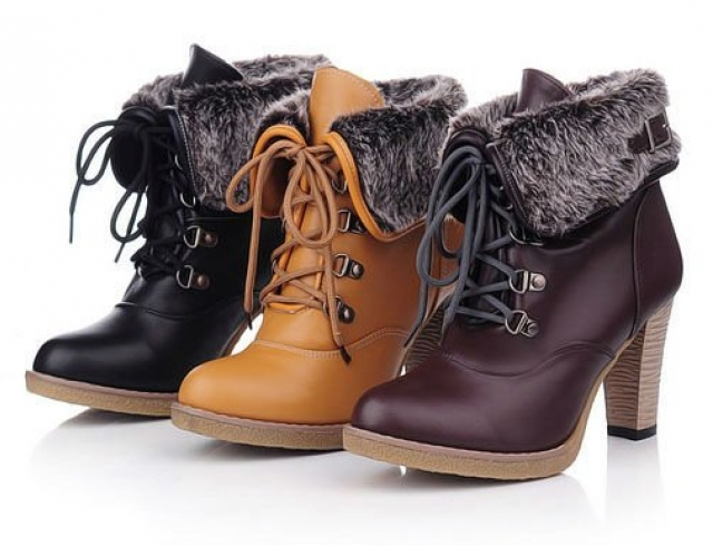 Топ 10 правил выбора зимней обуви