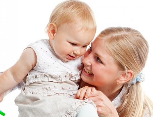 Любовь матери влияет на размер мозга ребенка