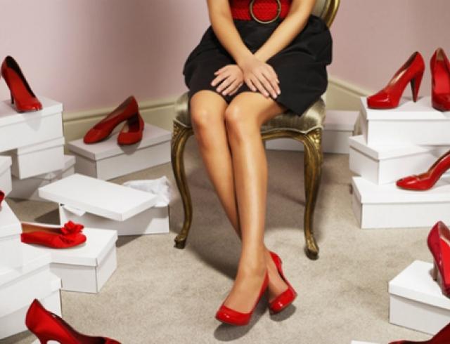 Обувь на высоких каблуках: за и против. Видео