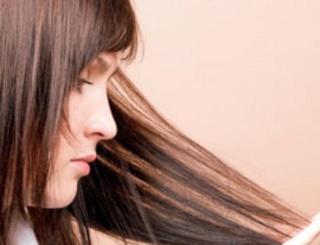 Седой цвет волос седина