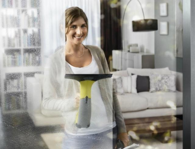 Мыть окна теперь легко и просто!
