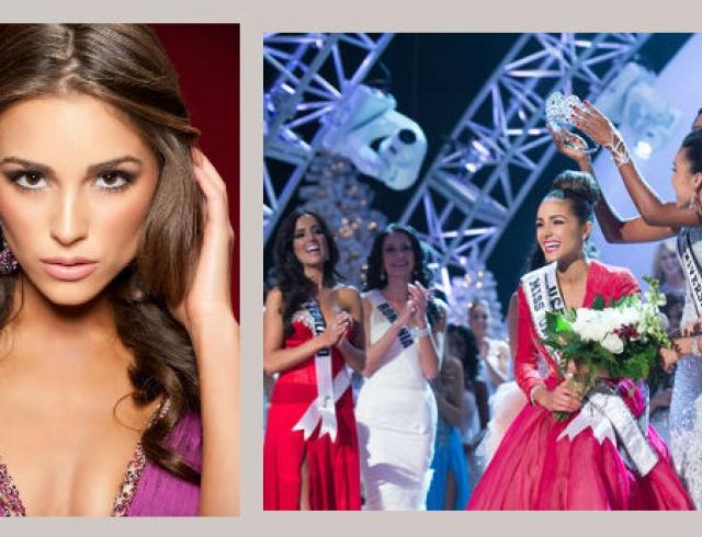 """""""Мисс Вселенная-2012"""" стала 20-летняя американка"""