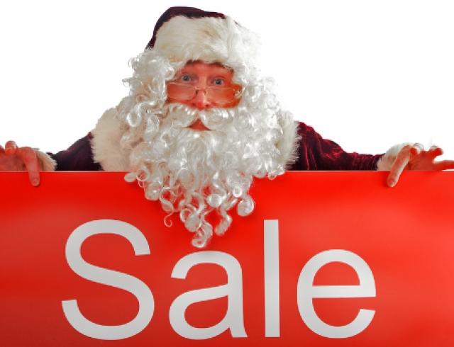 Скидки и акции последней недели декабря