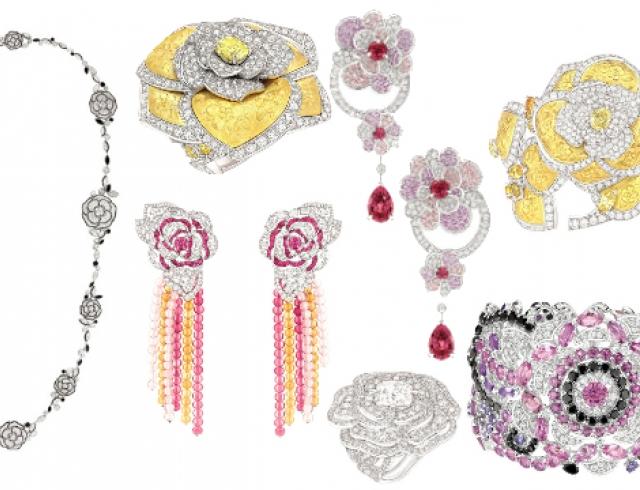 Дом Chanel представил ювелирную коллекцию 2013 года