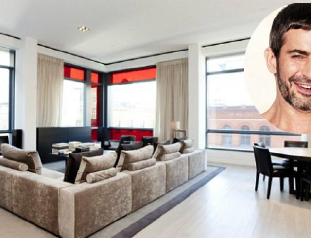 Марк Джейкобс продает квартиру на Манхэттене. Фото