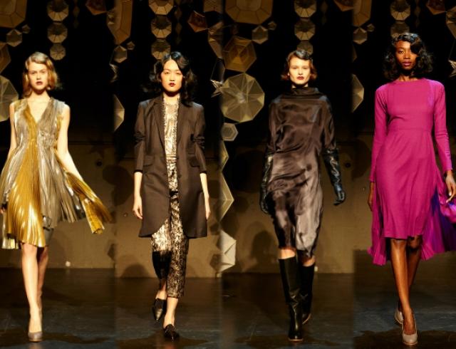 Неделя моды в Нью-Йорке: показ Tia Cibani FW 2013-2014