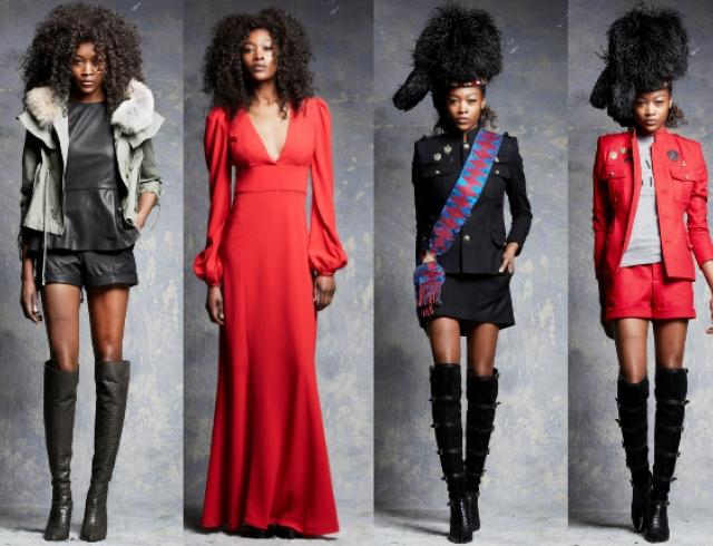 Неделя моды в Нью-Йорке: Skaist-Taylor FW 2013-2014