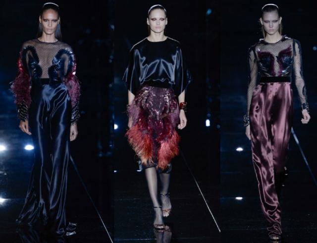 Неделя моды в Милане: показ Gucci FW 2013-2014